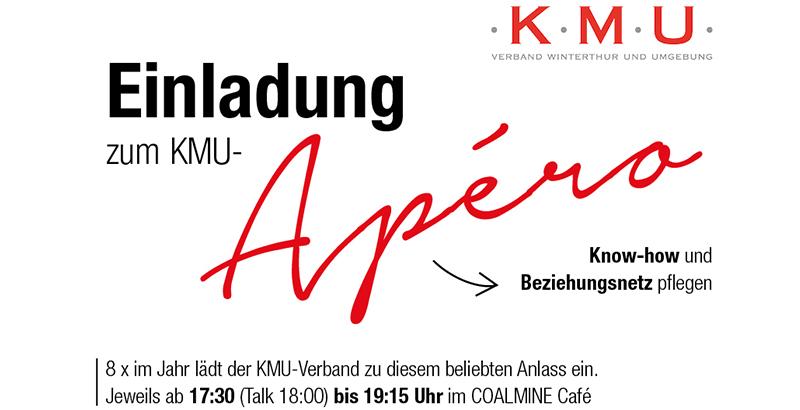 KMU-Apéro 28. September 2021